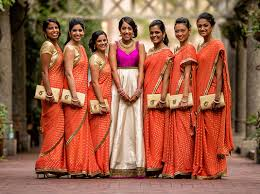 wedding bridesmaid dresses choosing indian wedding bridesmaid dresses indian fashion