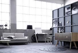wohnen design ideen farben die graue wand grau als grundlage