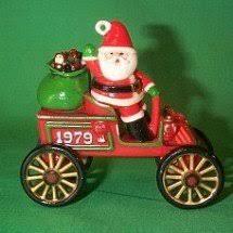 here comes santa 1 in the series santa motorcar
