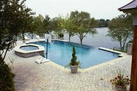 inground swimming pool home fun ideas inground swimming pool