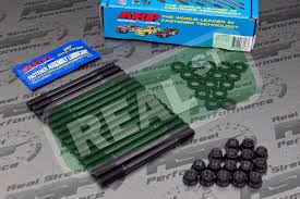 nissan 350z bolt pattern arp head stud kit nissan 350z g35 vq35de