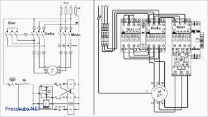 3 phase magnetic motor starter and wire diagram u2013 pressauto net