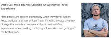 Seeking Tv Show Free Robert Executive Producer Host Travel Aim Tv