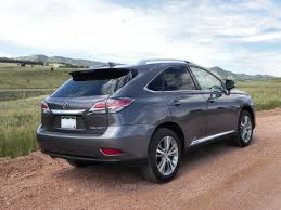 lexus rx hybrid 2015 2015 lexus rx 450h is tuned hybrid luxury