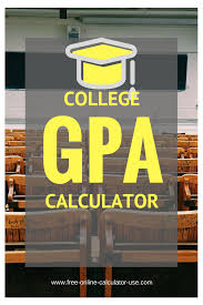 free online calculator this free online grade point average calculator will help you to