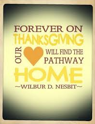 thanksgiving quotes for friendship giving thanks mystic light