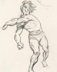 figure rough pencil sketch u2022undated u2022 visit store https www