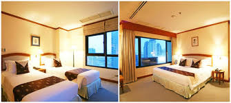 10 2 bedroom suites and family rooms in central bangkok