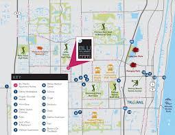 Map Of Delray Beach Maps U0026 Directions Blu Atlantic Apartment Homes U2013 The Bluprint