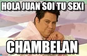 Meme Sexi - hola juan soi tu sexi gordo de la bomba meme on memegen