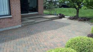 Average Cost Of A Patio by Brick Paver Patio Repairs Cleaning U0026 Sealing In Barrington Il