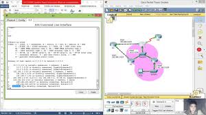 9 3 1 3 ospf capstone project instructions youtube