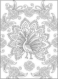 coloring pages henna art peachy design ideas design art coloring pages embroidery pattern