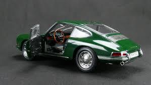 porsche 911 olive green 1964 irish green porsche 901 by cmc 1 18 scale choice gear