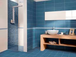 Blue Bathroom Tile by Colors Of Tiles For Also Bathroom Tile Ideas Designs 2017 Images