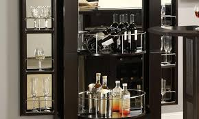 Large Bakers Rack Bar Awesome Corner Wine Rack Design Mahogany Wooden Frames