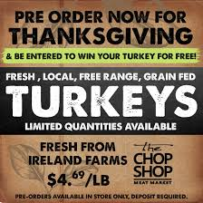 pre order your thanksgiving turkey now the rootcellar