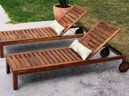 Outdoor Wood Chaise Lounge Wooden Lounge Furniture Related For Wooden Chaise Lounge Design