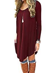 Patio Casuals Clothing Casual Dresses Amazon Com