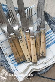 favorite things antique flatware miss mustard seed