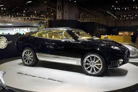 spyker new d12 suv set to join spyker range in 2016
