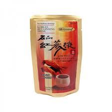 Minuman Ginseng Korea jual korean ginseng drink ekstrak murni korea gingseng merah