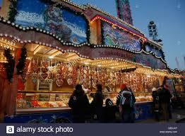 hyde park winter market in