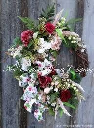 cambridge victorian garden wreath a new england wreath company