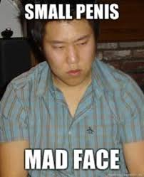 Small Penis Meme - irritated korean dude image gallery sorted by views know your