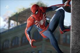 spider man insomniac u0027s spider man game will have different suit options