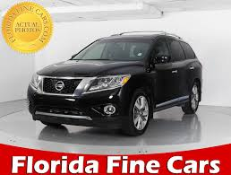 used nissan pathfinder new and used nissan pathfinder for sale in miami fl u s news