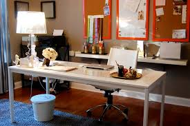How To Decorate A Desk Home Office Desk Furniture Space Bright Ideas To Decorate Home
