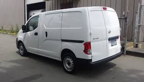 nissan cargo van 2016 vancouver electric reefer nv200 for home deliveries cargo