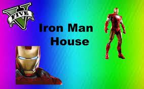 gta 5 iron mans house youtube