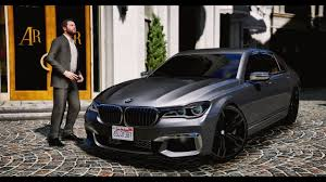 kereta bmw 5 series gta 5 bmw m760li g11 2017 redux 60 fps 1080p gta v