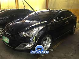 2011 black hyundai elantra used 2011 hyundai elantra 1 8 gls black for sale used cars