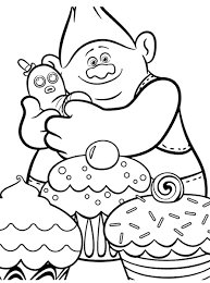 Trolls Coloring Pages Free Printable Coloring Pages Coloring Pages