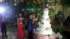wedding cake indonesia vania host wedding cake fredie dan ayu musium bank indonesia