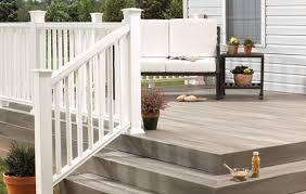 mainely vinyl decks steps u0026 rails