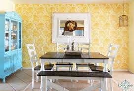 painting designs on walls creative stencil ideas its overflowing