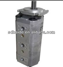 Haldex Barnes Gear Pump China Triple Hydraulic Gear Pump China Shenzhen Raypoo
