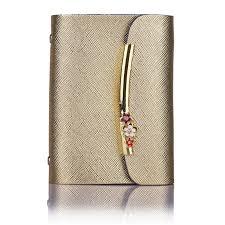 Bling Business Card Holder Gold Business Card Holder Promotion Shop For Promotional Gold
