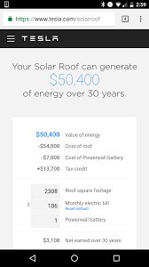 Roof Estimate by Tesla Solar Roof Is It A Investment For You