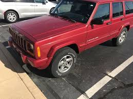 red jeep cherokee used jeep cherokee under 8 000 for sale used cars on buysellsearch