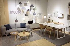 the best concept stores in paris for interior design lovers muuto summer 2016 corner at fleux courtesy of fleux