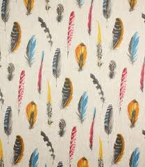 plumes fabric multi just fabrics