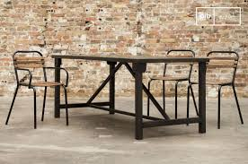 Table Repas Style Industriel by Table Style Industriel Meuble Industriel Pib