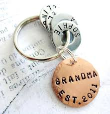 grandparent jewelry gifts gifts for grandparents mariel s picks 2013 key chains washer