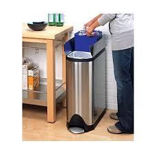 poubelle tri selectif cuisine poubelle design cuisine poubelle tri selectif 38 litres ouverture
