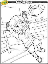 Best Picture Football Coloring Pages At Coloring Book Online Football Coloring Page